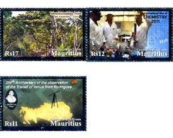 Ref. 270633 * MNH * - MAURITIUS. 2011. EVENTOS CONMEMORATIVOS - Mauritius (1968-...)