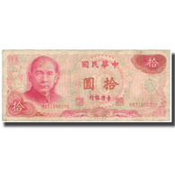 Billet, Chine, 10 Yüan, 1984, 1984, KM:1984, TB - Chine