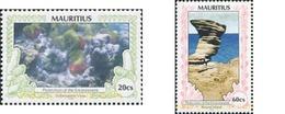 Ref. 599691 * MNH * - MAURITIUS. 1996. CURRENT SET . SERIE CORRIENTE - Maurice (1968-...)