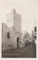 Tetuan, Una Mezquita (anno 1933) (originele Fotokaart / Real Photo PostCard RPPC)  ( 2 X Scan) - Zonder Classificatie