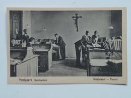 Romania 505 Timisoara Seminarium 1920 Foto Weinrich - Romania