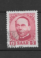 1950 USED Saarland, Mi 289 - Gebruikt