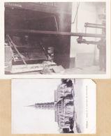 X31052 TOULOUSE 36-38 Avenue MINIMES (3) Accident 1930s Camion TRANSROUTE DROUART Boulangerie LINAS Bijouterie VERDAL - Toulouse