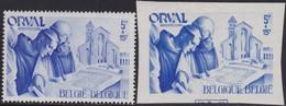 Belgie   .  OBP      .      567 A/B     .    **   .     Postfris    .  /   .  Neuf Sans Charniere - Nuevos