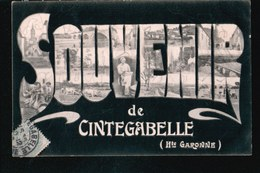 31-001.....SOUVENIR DE CINTEGABELLE - Non Classés