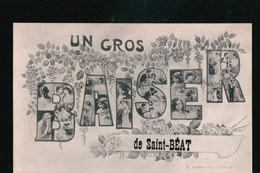 31-005.....UN GROS BAISER DE ST BEAT - France