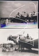 18 Sabena Avant-guerre. Avions. Ju 52 Au Congo Et SM 73. Repro - Fliegerei