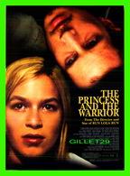 """AFFICHES DE FILM """" THE PRINCESS AND THE WARRIOR """" DE TOM TYKWER EN 2000 AVEC FRANKA POTENTE, JOACHIM KROL - - Affiches Sur Carte"""