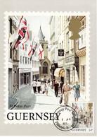 GUERNSEY 1984 - MiNr: 293  Maxicard St. Peter Port - Guernsey