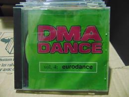 Artistes Varies- DMA Dance: Vol.4 Eurodance - Dance, Techno & House