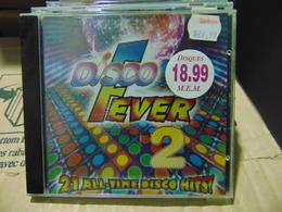 Artistes Varies- Disco Fever 2 - Dance, Techno & House