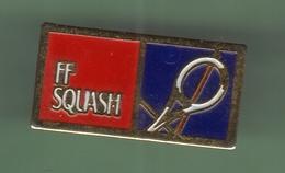 FF SQUASH *** 1005 - Pin's