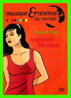 AFFICHES DE FILM - MUSIQUE ET CINÉMA DU MONDE ARGENTINE MEXIQUE - MK2 BIBIOTHEQUE, PARIS 13e - - Affiches Sur Carte