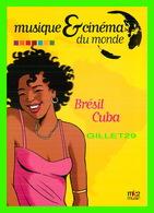 AFFICHES DE FILM - MUSIQUE ET CINÉMA DU MONDE BRÉSIL CUBA - MK2 BIBIOTHEQUE, PARIS 13e - - Affiches Sur Carte