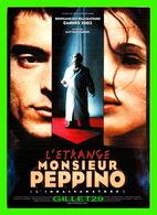 """AFFICHES DE FILM - """" L'ÉTRANGE MONSIEUR PEPPINO """" SORTIE EN 2004 - - Affiches Sur Carte"""