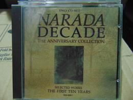 Artistes Variés- Narada Decade/the Anniversary Collection (2 Cd) - Musik & Instrumente