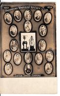 Real Photo Véritable - Sherbrooke Québec - Ligue Wanderers Hockey Club 1923-1924 - 2 Scans - Sherbrooke