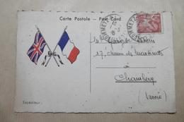 Carte Postale Militaire Guerre 1939-1945 - War 1939-45