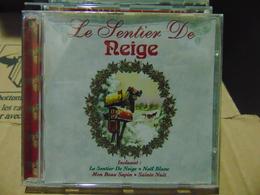 L'orchestre Et Chanteurs De Ste- Croix= Le Sentier De Neige - Chants De Noel