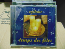 Artistes Variés- Au Rythme Du Temps Des Fêtes - Chants De Noel