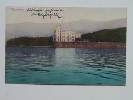 Trieste 374 Miramar 1912 - Trieste