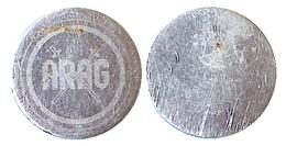 01995 GETTONE TOKEN JETON FICHA ARAG - Germany