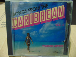 Artistes Variés- Songs From The Caribbean Vol 2 - Music & Instruments