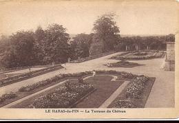 LE HARAS DU PIN La Terrasse Du Chateau Edition JL Demeyère Argentan - Francia