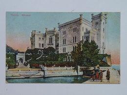 Trieste 376 Miramar 1912 - Trieste