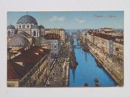 Trieste 377 Canale 1912 - Trieste