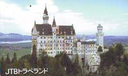 Télécarte Japon * JTB * (501) * PHONECARD JAPAN * TELEFONKARTE * - Publicité