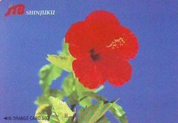 Carte Prepayee Japon * JTB * (507) * CARD JAPAN * KARTE * - Publicité