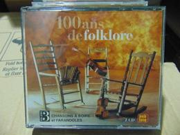 Artistes Variés- 100 Ans De Folklore,volume 3)  (2 CD) - Country & Folk