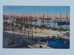 Trieste 386 Riva Carciotti 1924 - Trieste
