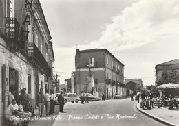 SPEZZANO ALBANESE - PIAZZA CADUTI E VIA NAZIONALE - Cosenza