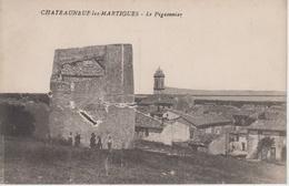 CPA Chateauneuf-les-Martigues - Le Pigeonnier - Frankreich