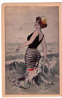 4403 - Illustrateurs ,Collection Des Cent - S. Dola - E.G. Paris - N°22 - - Künstlerkarten