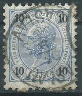 Timbre Autriche 1901 Yvt 50 - Taxe