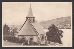 92653/ ROYAUTES, Belgique, Chapelle De Kussnacht En Suisse, A La Mémoire De La Reine Astrid - Royal Families