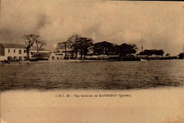 GAMBIE - Ancienne AFRIQUE OCCIDENTALE - BATHURST - Gambie