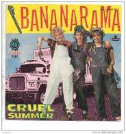 "DISQUE 45T . BANANARAMA . "" CRUEL SUMMER - Réf. N°5D - - Unclassified"