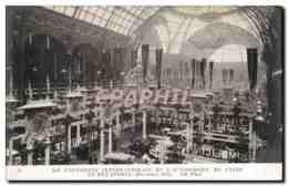 Paris - XII Exposition Internationale De L&#39Automobile Du Cycle Et Des Sports - Decembre 1910 - CP - District 01