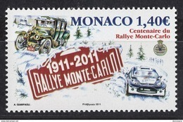 MONACO 2011  - Y.T. 2759  - NEUF ** - Monaco