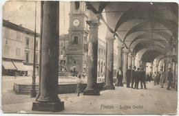 W2918 Faenza (Ravenna) - Loggia Orefici / Viaggiata - Faenza