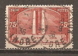 Francia-France Nº Yvert 316 (usado) (o) - Francia