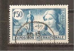 Francia-France Nº Yvert 336 (usado) (o) - Francia
