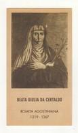 Santino Antico Beata Giulia Da Certaldo - Religion & Esotericism