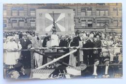 Photo Of Some Ceremony Or Event, RPPC Postcard - Postcards