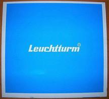 SVIZZERA Schweiz Suisse 1990/1999 Fogli Marca LEUCHTTURM (CON Taschine) - Album & Raccoglitori