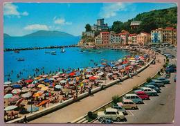 SAN TERENZO - Lerici (La Spezia) - Spiaggia - Parking Cars Auto  Vg L2 - La Spezia